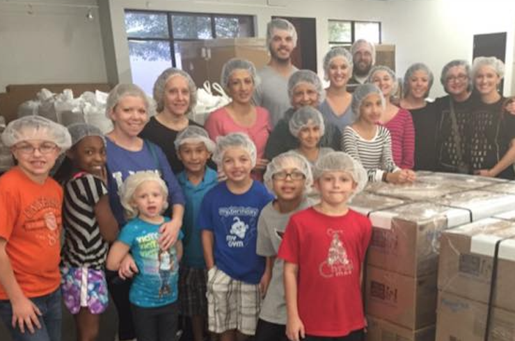 Feed My Starving Children Photo Gallery