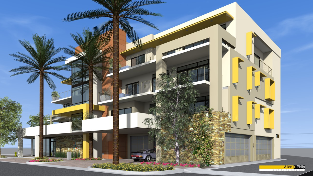Main Street Place in Scottsdale Offers Vertical Urban Living at its Finest