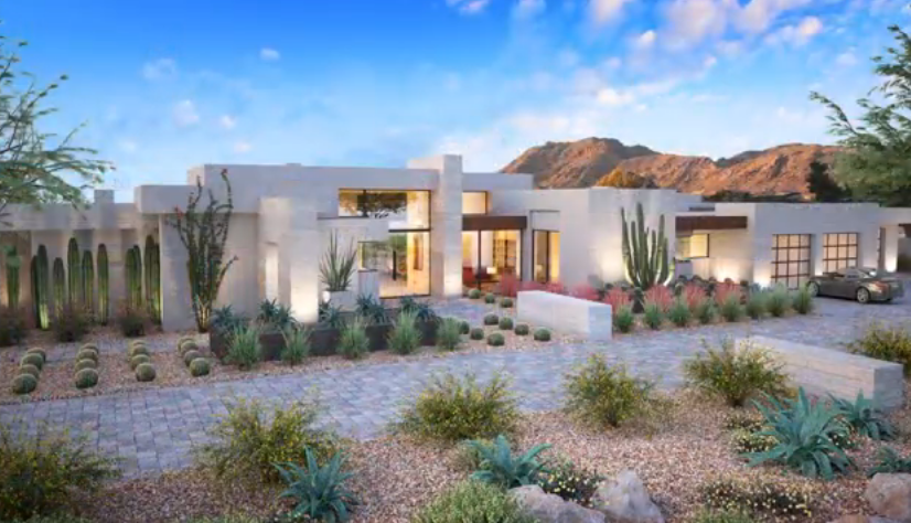 Discover the Paradise Valley Luxury Homes in Kachina Estates