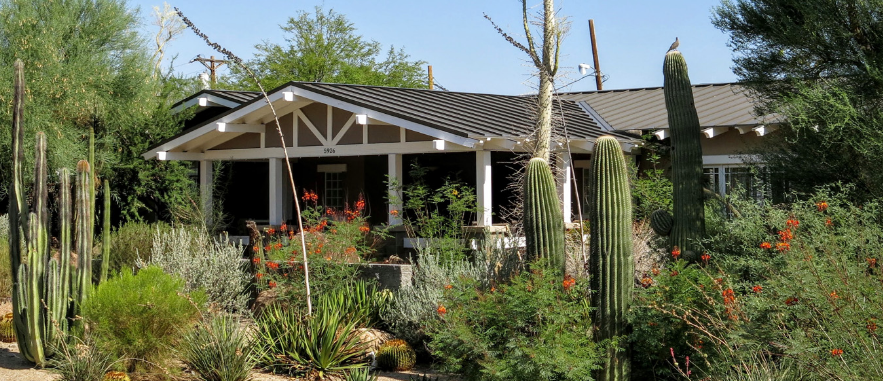 Enjoy the Beautiful Papago Buttes from your Papago Foothills Home