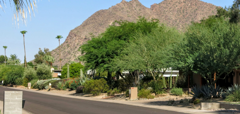 Just How Close to the Camelback Summit is PV Ranch Real Estate