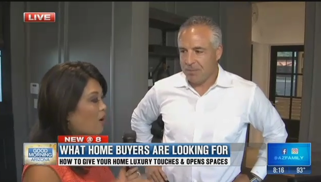 Robert Joffe & Brett Brimley Talk Home Trends on 3TV